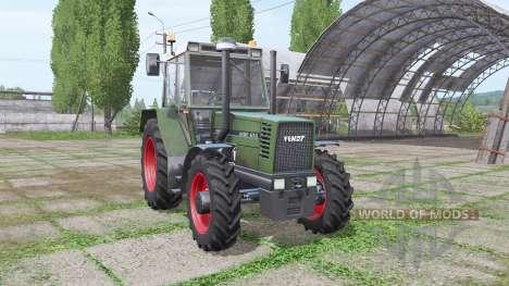 Fendt Favorit 600 LS Turbomatik for Farming Simulator 2017