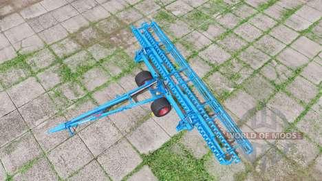 LEMKEN Heliodor 9 Gigant 10-1200 for Farming Simulator 2017