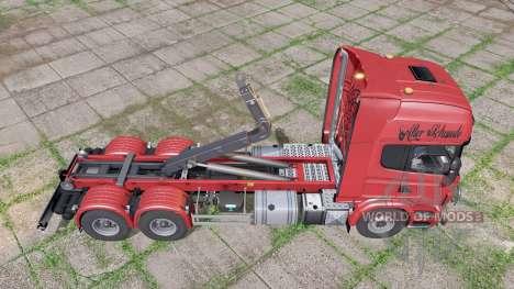 Scania R730 V8 Topline for Farming Simulator 2017