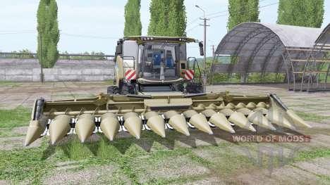 New Holland CR10.90 many extras for Farming Simulator 2017