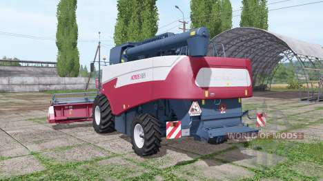 Akros 585 for Farming Simulator 2017