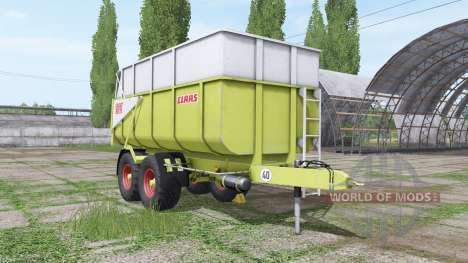 CLAAS Carat 180 TD by Katsuo for Farming Simulator 2017