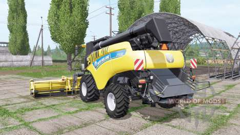 New Holland CR9.90 v1.1 for Farming Simulator 2017
