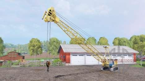 Liebherr HS 875 HD Litronic for Farming Simulator 2015