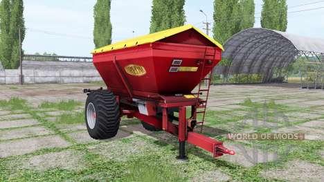 BREDAL K105 by Oriešok Modding for Farming Simulator 2017
