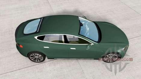 Tesla Model S for BeamNG Drive