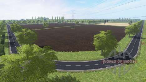 North Brabant v1.0.0.3 for Farming Simulator 2017
