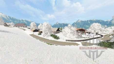 Canton de Neuchatel for Farming Simulator 2015