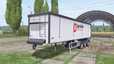 Kroger Agroliner SRB3-35 for Farming Simulator 2017