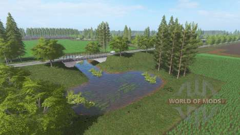 Green River v2.0 for Farming Simulator 2017