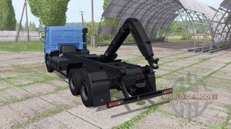 KAMAZ 658667 for Farming Simulator 2017