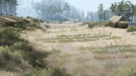 Tropical off-road for Spintires MudRunner