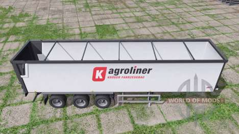 Kroger Agroliner SRB3-35 v1.0.0.3 for Farming Simulator 2017
