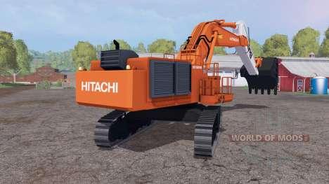 Hitachi EX1200-6 for Farming Simulator 2015