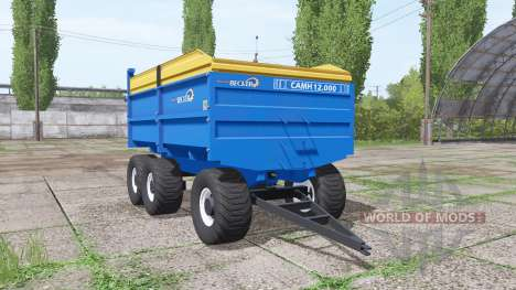 CAMH-12000 for Farming Simulator 2017