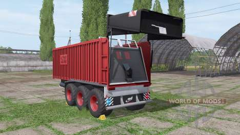 Fliegl ASW 381 ALU-TEC for Farming Simulator 2017