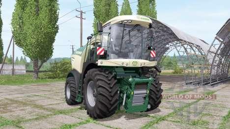 Krone BiG X 600 for Farming Simulator 2017
