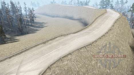 Mountains for Spintires MudRunner
