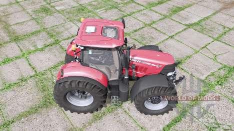 Case IH Puma 200 CVX several wheels for Farming Simulator 2017