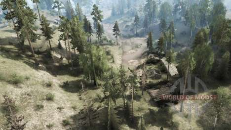 Into The Wild for Spintires MudRunner