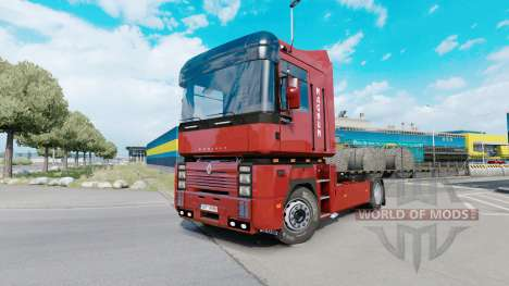 Renault Magnum Integral 1997 for Euro Truck Simulator 2