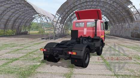 MAZ-5432 for Farming Simulator 2017