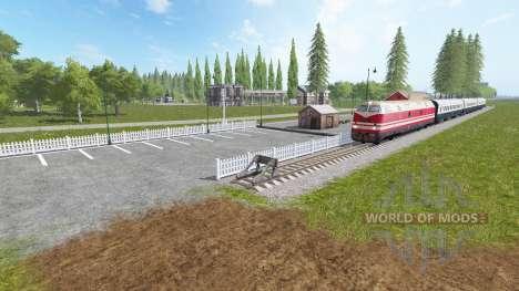 The Saxony v2.1 for Farming Simulator 2017