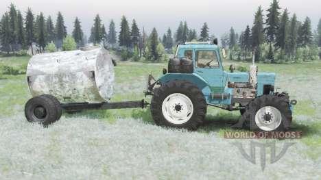 MTZ-82 Belarus for Spin Tires