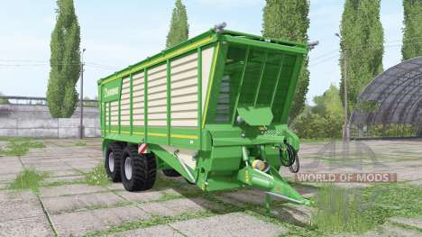 Krone TX 460 D green for Farming Simulator 2017