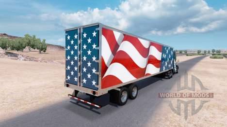 USA Trailer v3.1 for American Truck Simulator