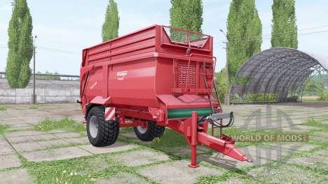 Krampe Bandit 550 for Farming Simulator 2017