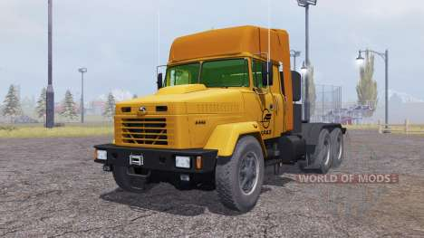 KrAZ 6446 for Farming Simulator 2013