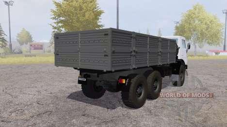 KamAZ 4310 for Farming Simulator 2013