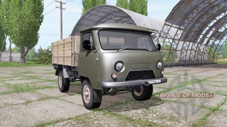 UAZ 3303 for Farming Simulator 2017
