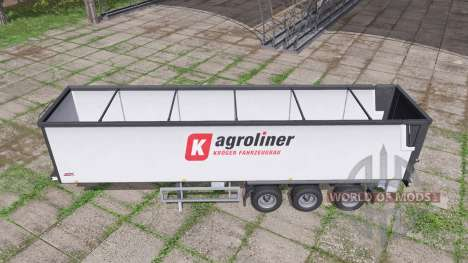 Kroger Agroliner SRB3-35 v1.0.0.2 for Farming Simulator 2017