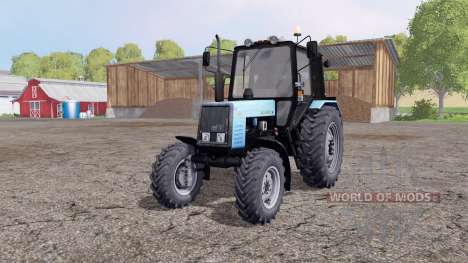 Belarus MTZ 1025 v1.3 for Farming Simulator 2015