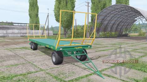 METALTECH PB 16 for Farming Simulator 2017