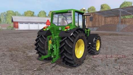 John Deere 6930 Prеmium for Farming Simulator 2015