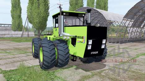 Steiger Cougar III PTA280 for Farming Simulator 2017