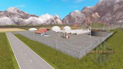 Canadian Rockys for Farming Simulator 2017