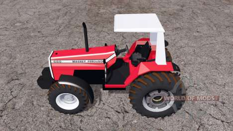 Massey Ferguson 680 for Farming Simulator 2015