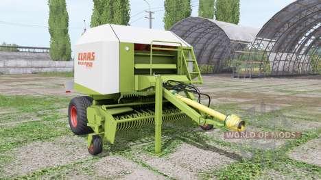 CLAAS Rollant 250 RotoCut v2.3 for Farming Simulator 2017