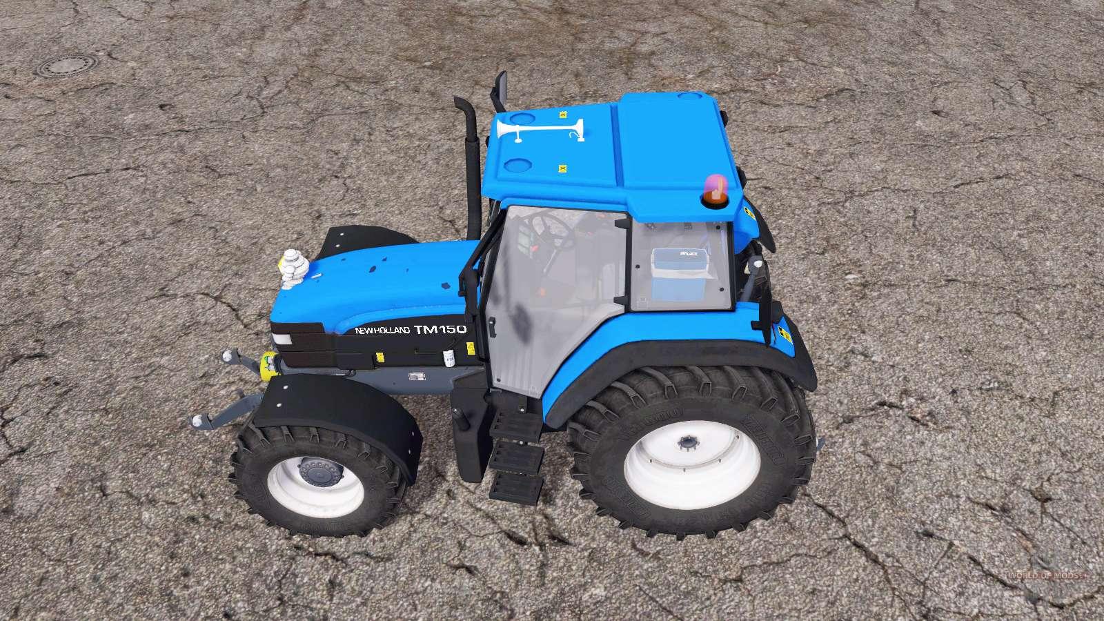 New Holland TM150 v1 3 for Farming Simulator 2015