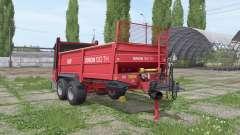 SIP Orion 120 TH v1.3 for Farming Simulator 2017