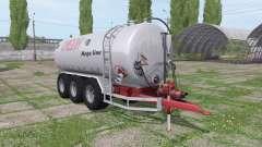 Creina CVC 25000 TRI for Farming Simulator 2017