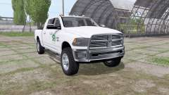Dodge Ram 2500 Crew Cab for Farming Simulator 2017