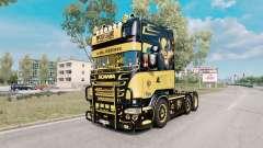 Scania R520 Wolverine