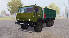 KamAZ 4310 off-road v2.0 for Farming Simulator 2013