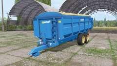 Harry West 12t grain v1.1.1 for Farming Simulator 2017