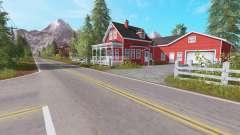 Rattlesnake Valley for Farming Simulator 2017